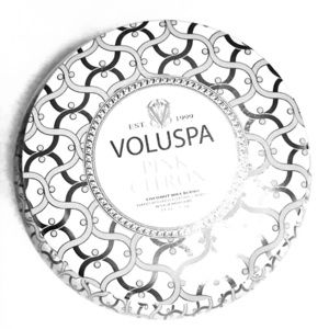 Other - Voluspa amazing scent pink citron 11oz, 2 wicks